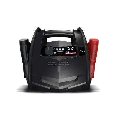 Battery Extender 12-Volt, 400 Amp Battery Jump Starter