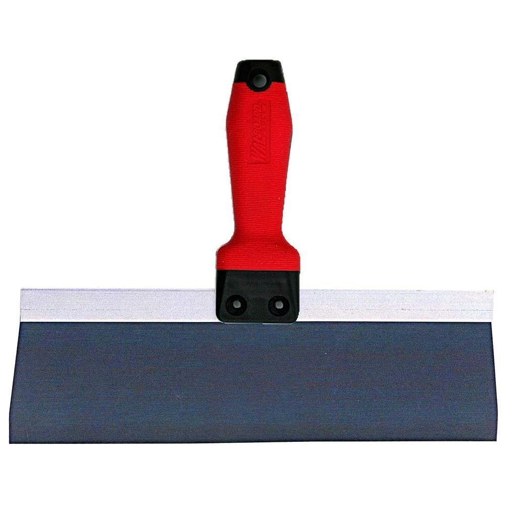 Wal-Board Tools 14 in. Blue Steel Blade Taping Knife