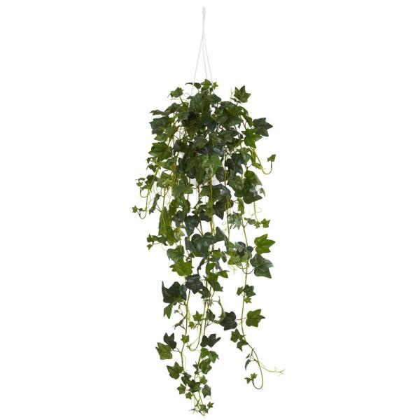 English Ivy Hanging Basket Artificial