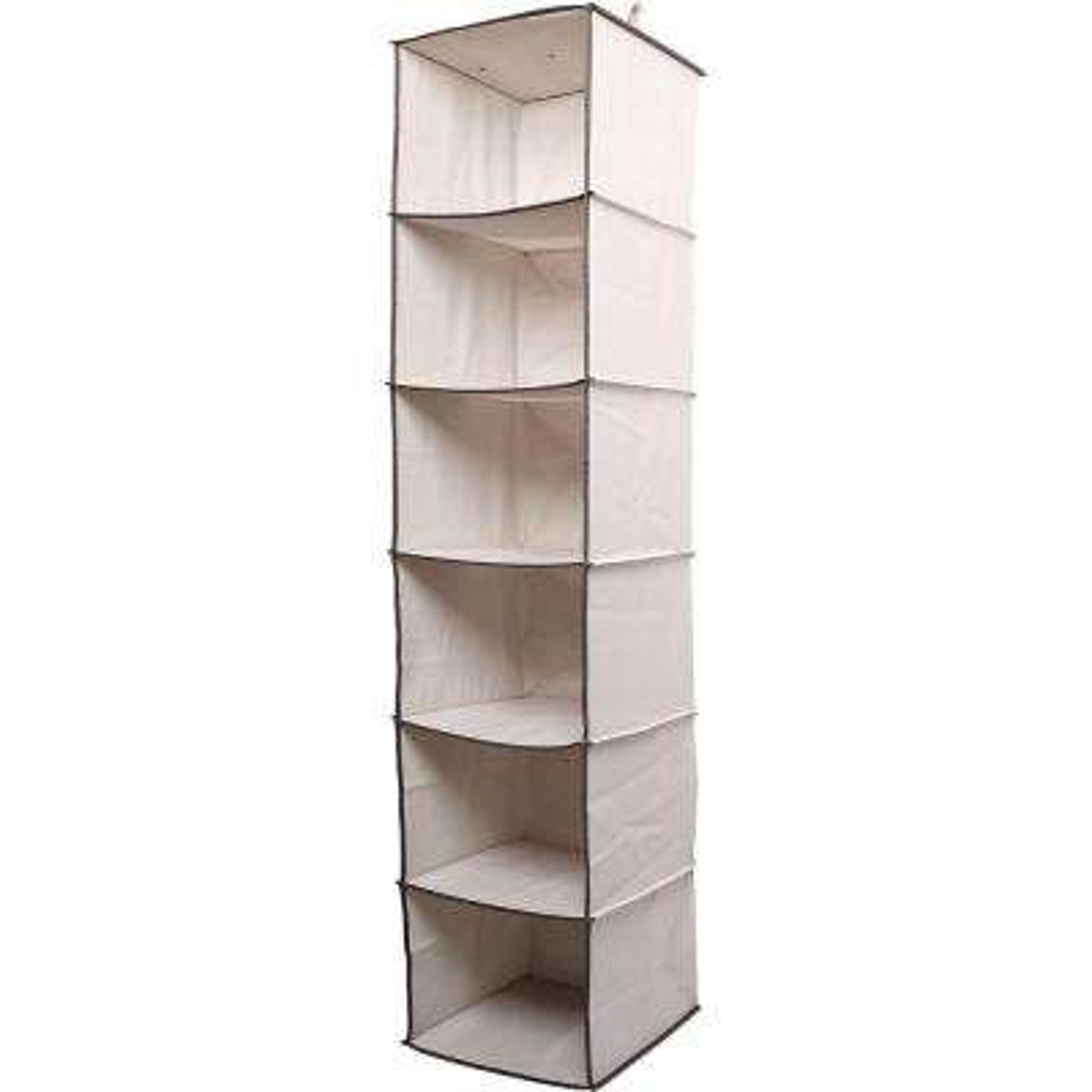 6-Shelf Storage Hanging Organizer