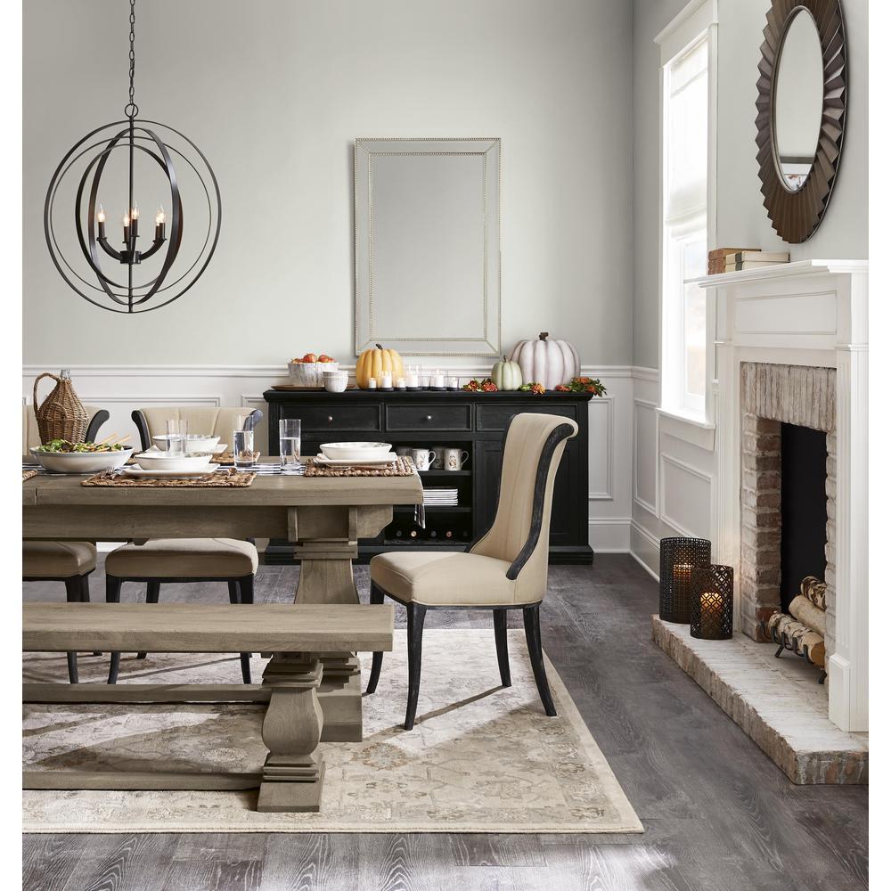 Surprising Aldridge Washed Wood Dining Bench Machost Co Dining Chair Design Ideas Machostcouk