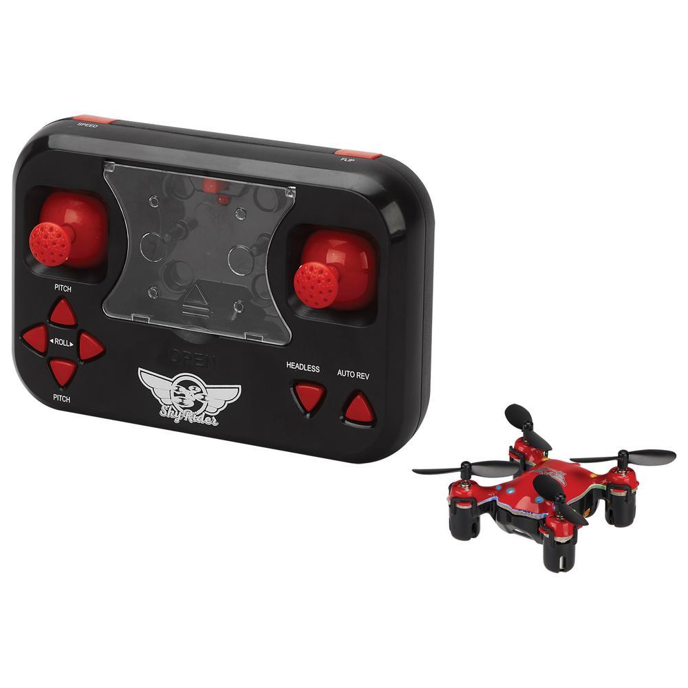 Sky Rider Micro Quadcopter Drone
