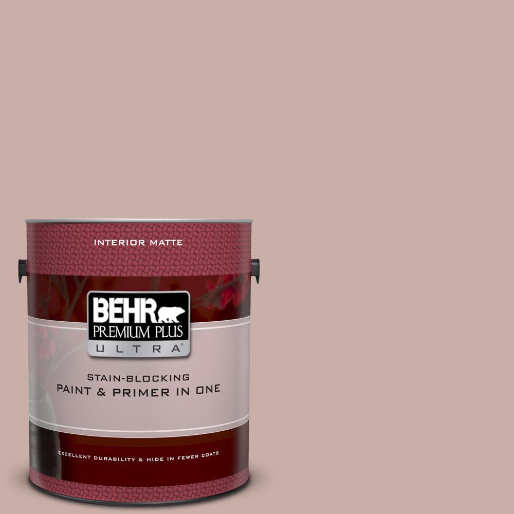 Home Decorators Collection Hdc Ct 07a Vintage Tea Rose Flat Interior Paint Primer
