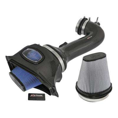 Magnum FORCE Stage-2 Si Pro DRY S Cold Air Intake System for Toyota Tacoma 12-15 V6-4.0L