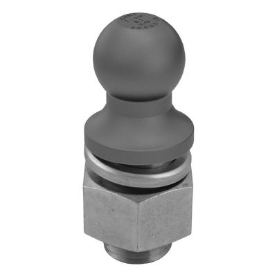 30,000 lbs. CURT 40085 Raw Steel Trailer Hitch Ball 2-5//16-Inch Diameter Tow Ball with 1-1//4-Inch x 2-5//8-Inch Shank