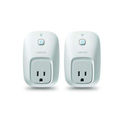 WeMo Switch (2-Pack)