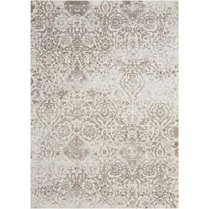 Nourison Damask Ivory 2 ft. 3 inch x 3 ft. 9 inch Accent Rug by Nourison