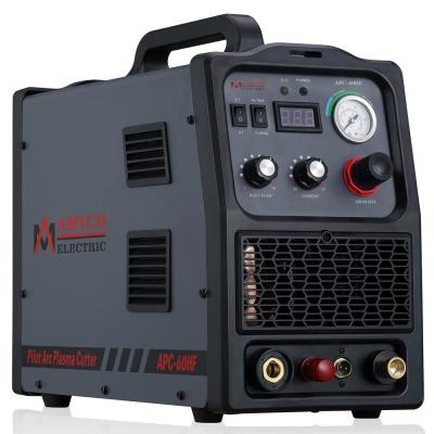 APC-60HF, 60 Amp Non-touch Pilot Arc Plasma Cutter, 1.0 in. Clean Cut, 80% Duty Cycle 90-Volt to 300-Volt Wide Voltage