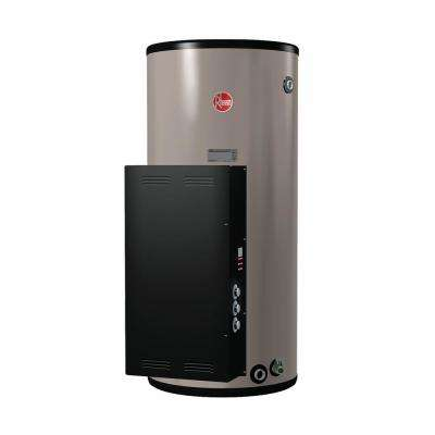 Commercial Heavy-Duty 85 Gal. 480-Volt 27 kW 3 Phase Electric Surface Thermostat Tank Water Heater