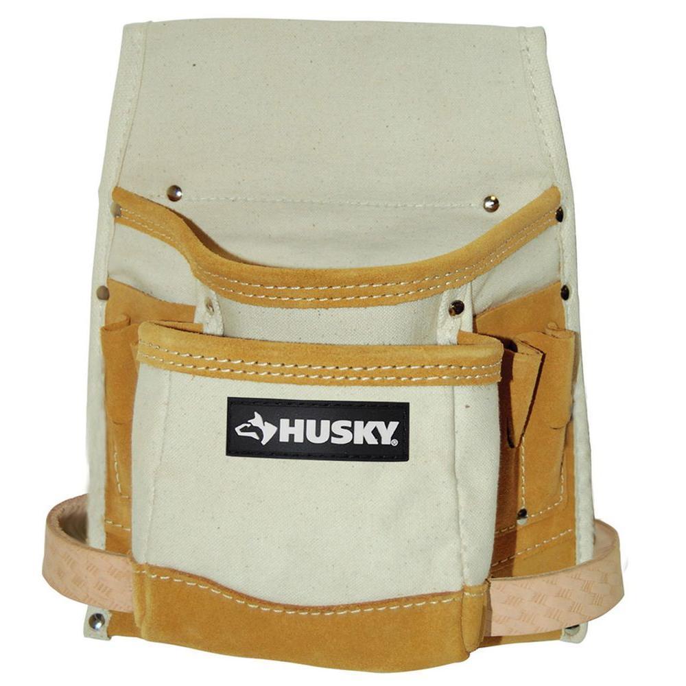Husky 8-Pocket Pouch