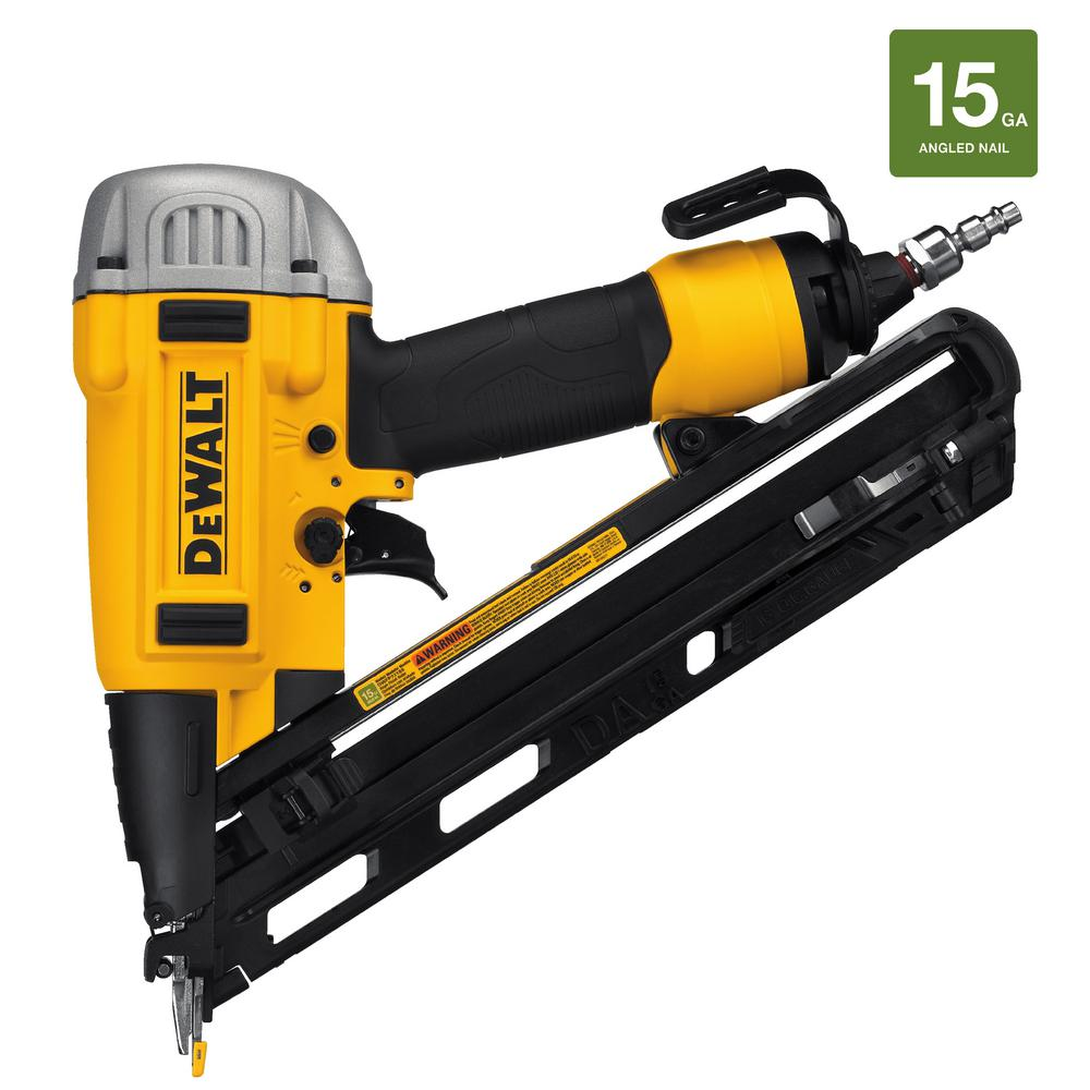 15 - Finishing Nailers - Nail Guns & Pneumatic Staple Guns - The ...