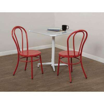 Rustic Red Dining Chairs Kitchen & Dining Room Furniture