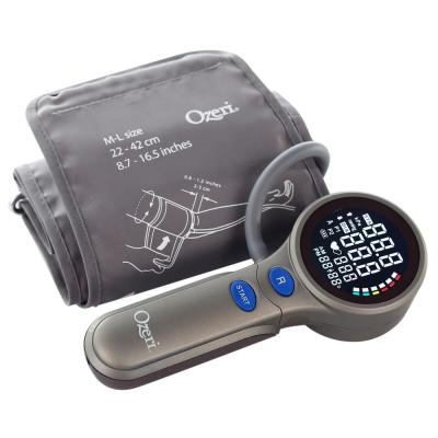 Ozeri Upper Arm Blood Pressure Monitor with Intelligent Hypertension Detection
