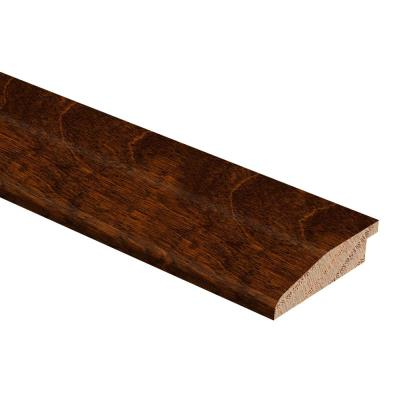Antique Birch 3/8 in. - 1/2 in. Thick x 1-3/4 in. Wide x 94 in. Length Hardwood Multi-Purpose Reducer Molding