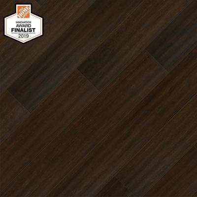 Strand Woven Barrington 7mm T x 5.2 in. W x 36.22 in. L Click Water Resistant Bamboo Flooring (13.07 sq.ft/case)