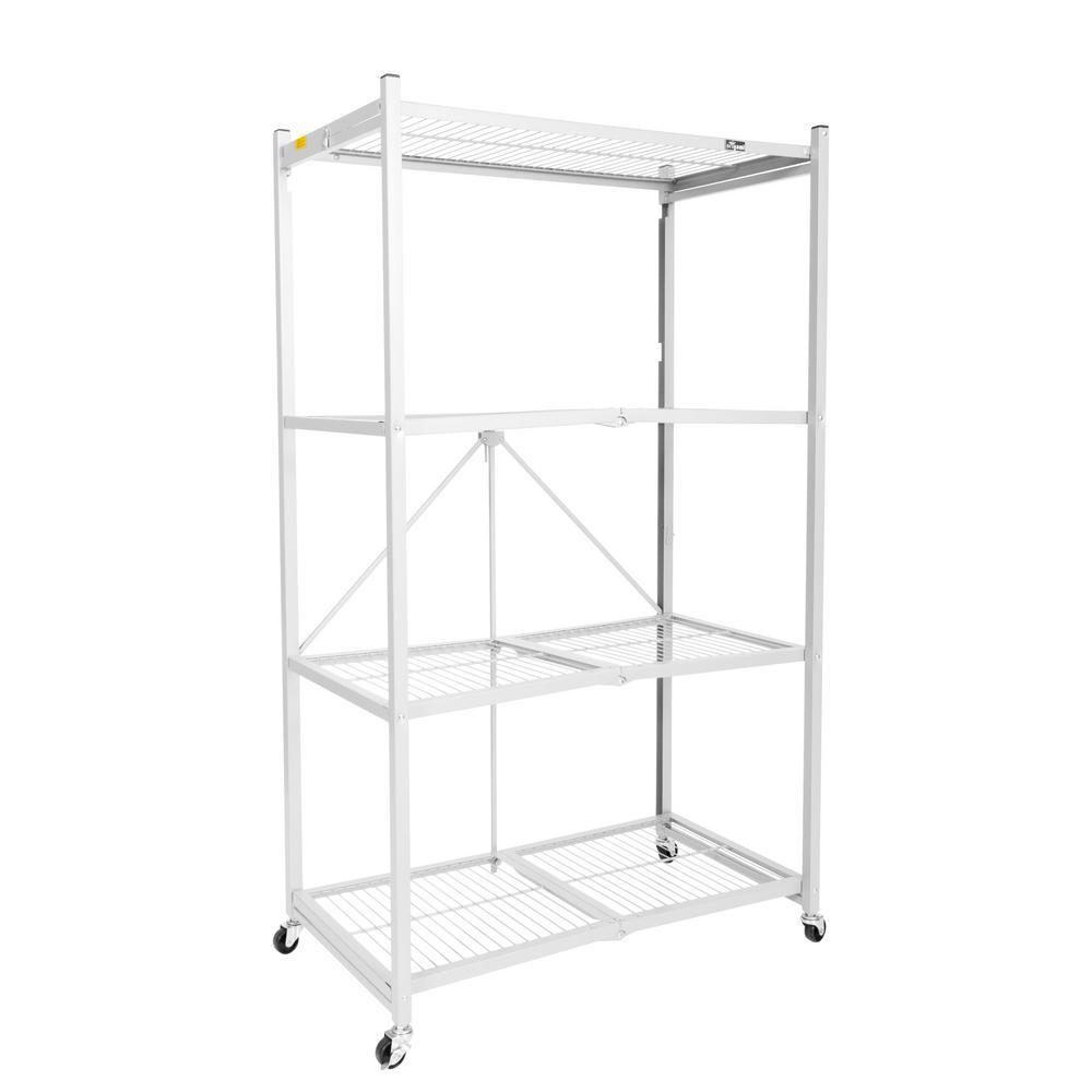 HSN   Item #216574   Origami 3-Tier Folding Storage Shelves - 2 ...   1000x1000
