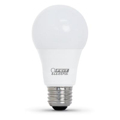 60-Watt Equivalent A19 Dimmable CEC Title 24 Compliant LED ENERGY STAR 90+ CRI Light Bulb, Soft White