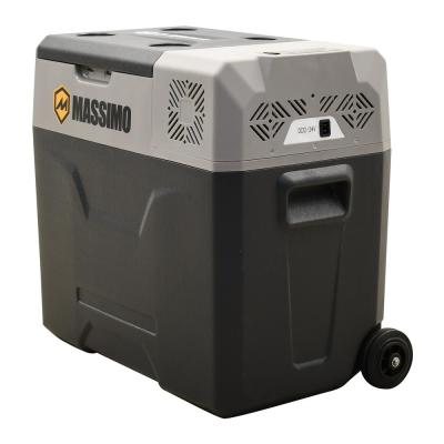 E-Kooler 52 qt. Electric Portable Cooler Mini Fridge