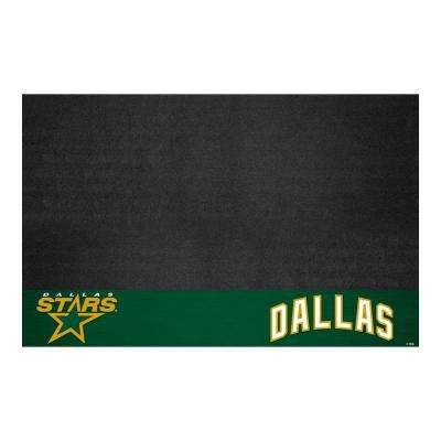 Dallas Stars 26 in. x 42 in. Grill Mat