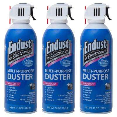10 oz. Aerosol Multi-Purpose Duster (3-Pack)