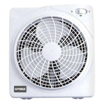 10 in. Box Fan