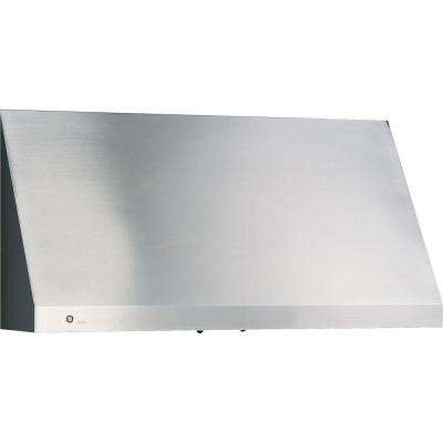 Profile 36 in. Designer Range Hood in Stainless Steel