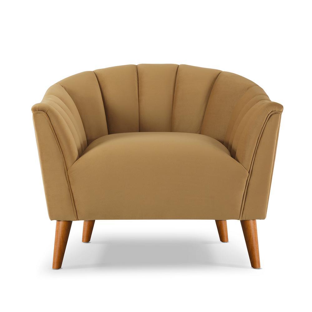 Sienna Gold Accent Arm Chair