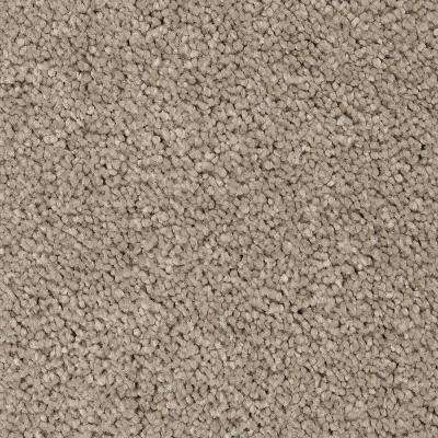 Carpet Sample - Castle I - Color Gangplank Textured 8 in. x 8 in.