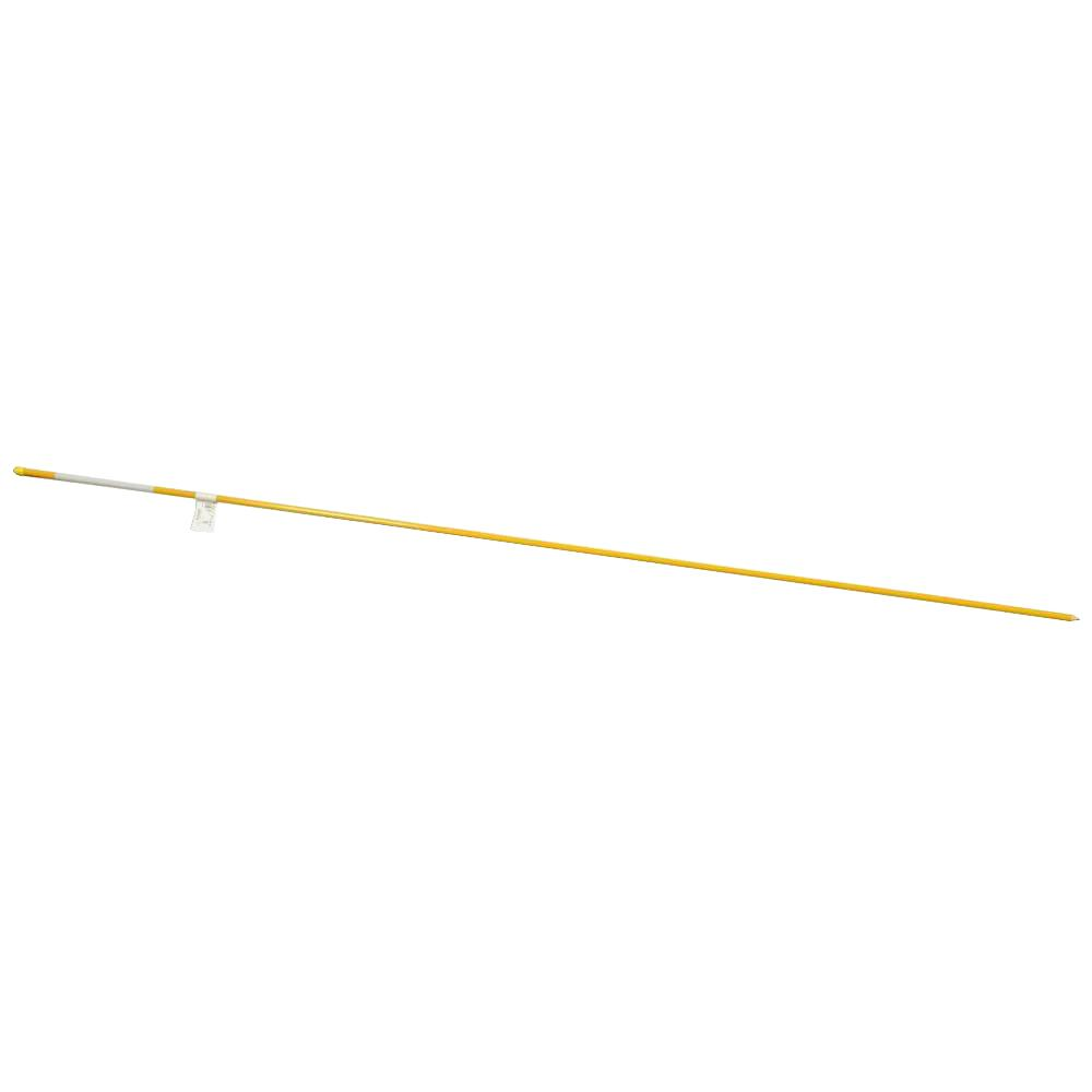 Everbilt 48 in. Reflective Rod in Yellow
