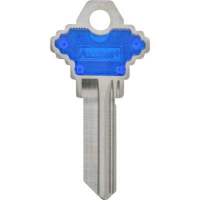 #68n Blue Key (10-Pack)