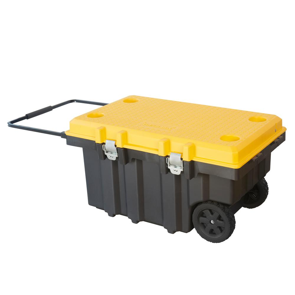 Superieur Wheeled Storage Trunk