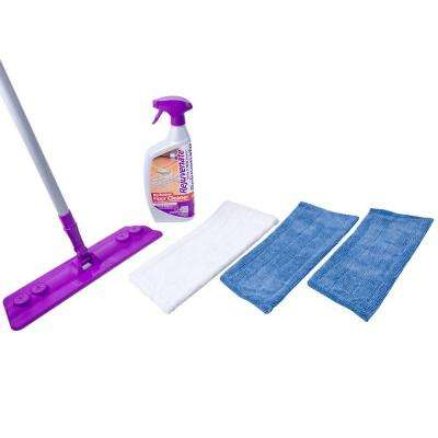 Hardwood and Laminate Floor Care System