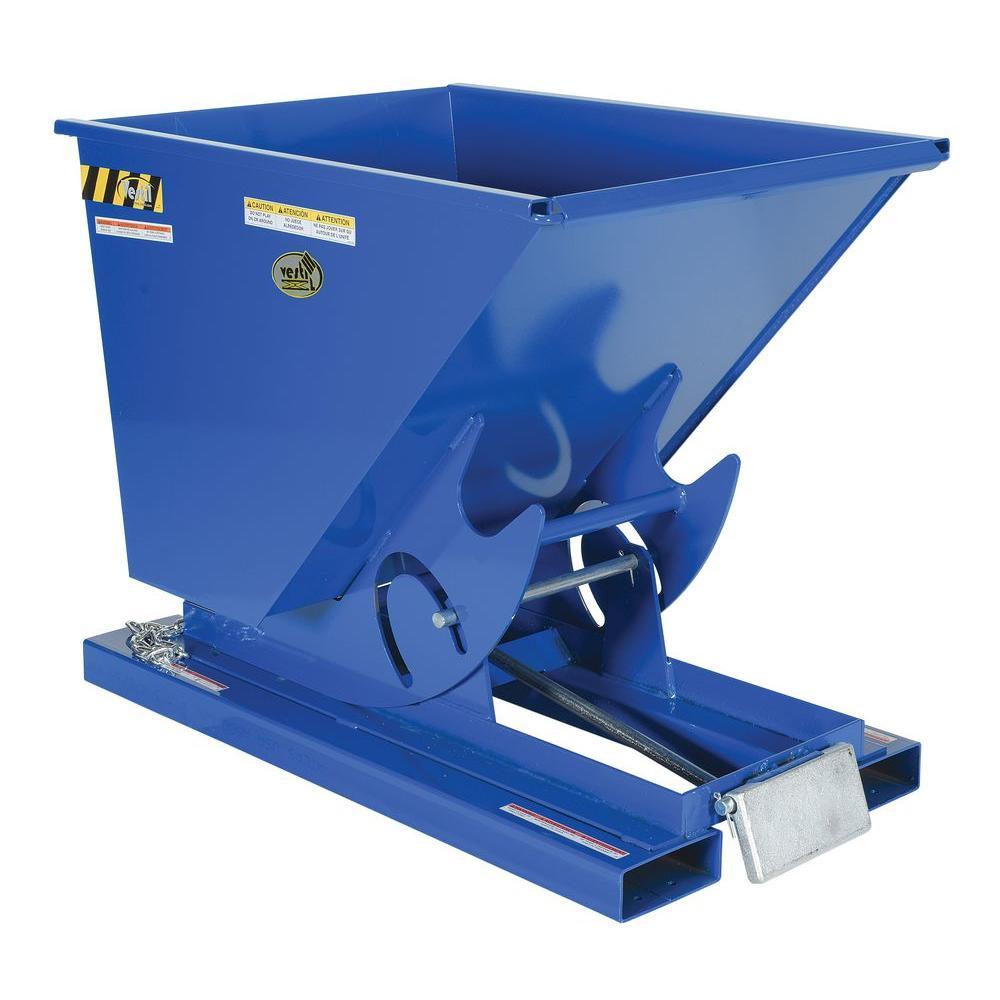 4,000 lb. Capacity 0.5 cu. yd. Medium Duty Self-Dump Hopper