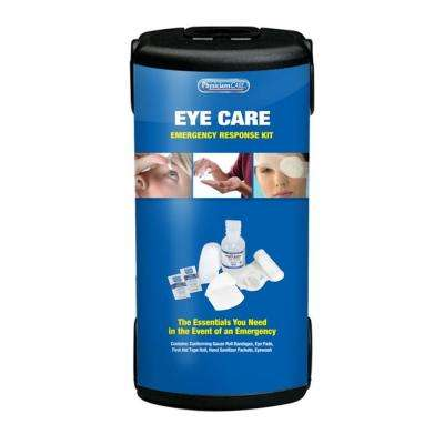 6-Piece First Responder Emergency Eye Care First Aid Kit