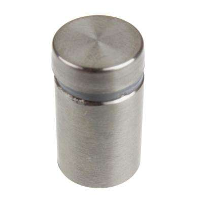 5/8 in. Dia x 3/4 in. L Stainless Steel Standoffs for Signs (4-Pack)