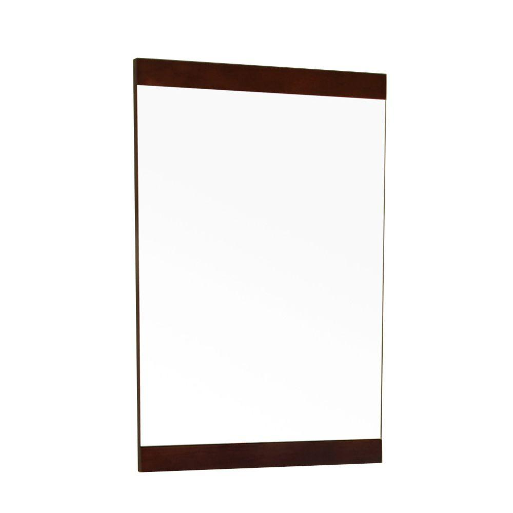 Aurora 32 in. L x 20 in. W Solid Wood Frame