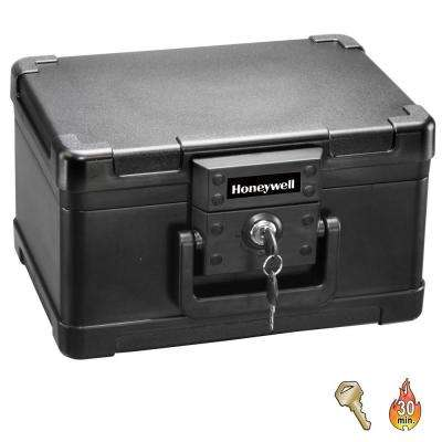 0.15 cu. ft. Molded Fire Chest with Key Lock