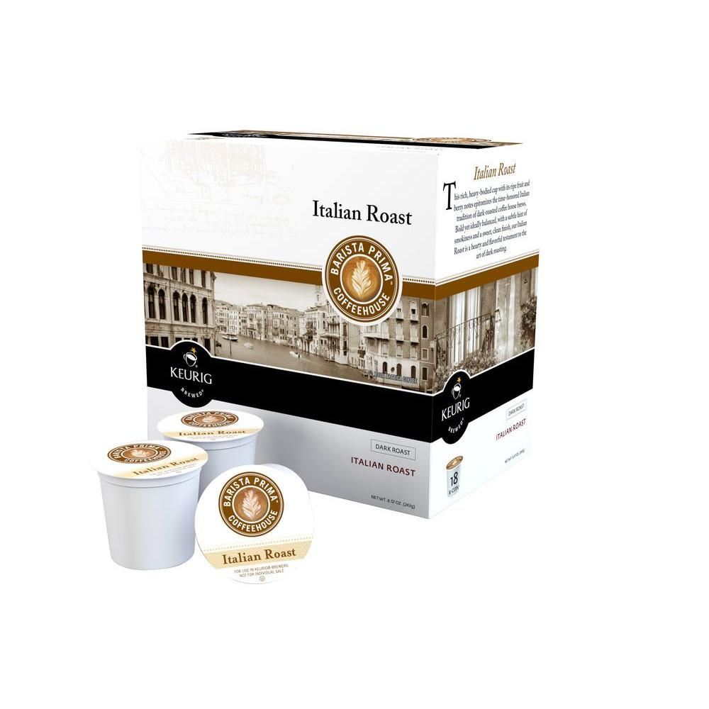null Italian Roast Blend (108 K-Cups per Case)