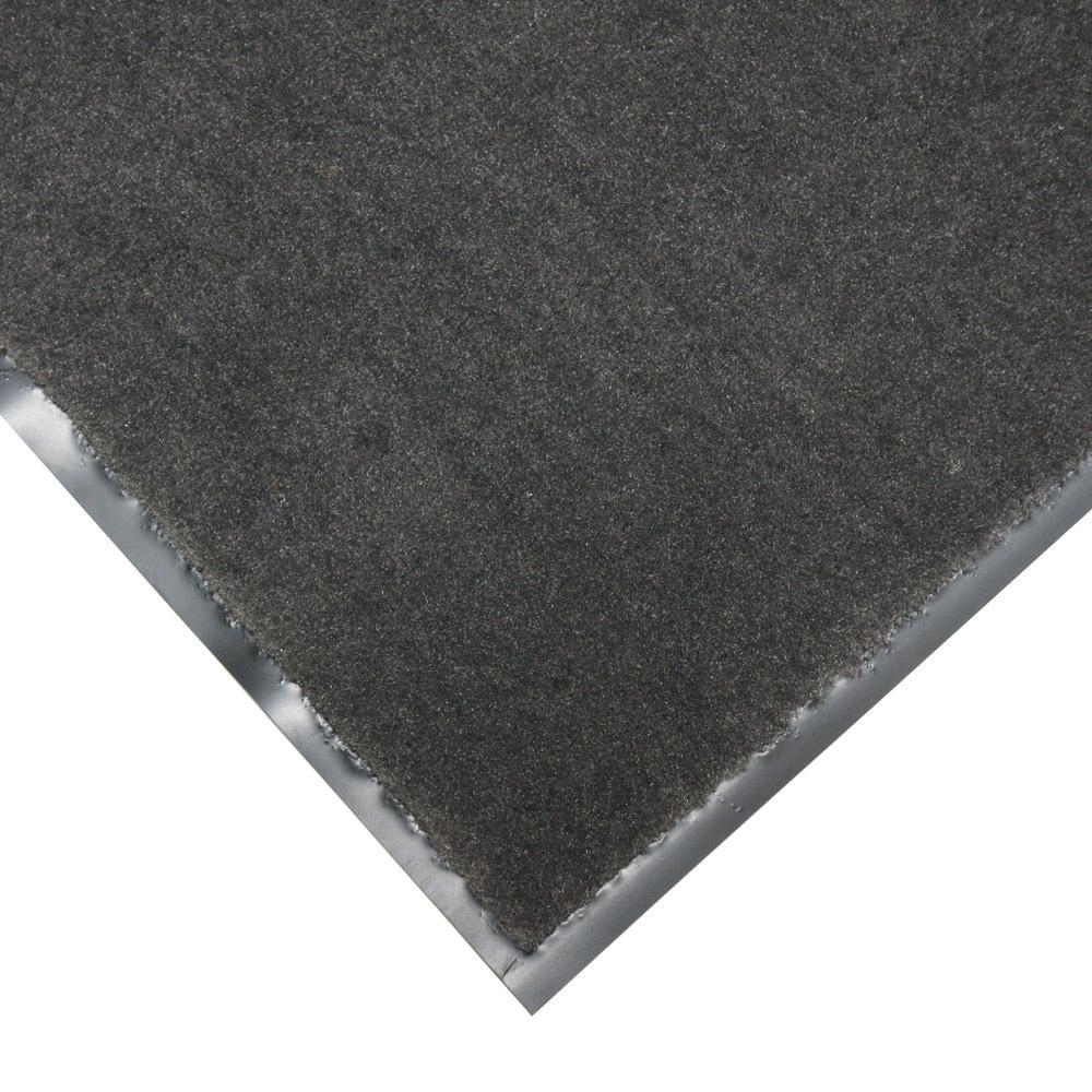 Rubber Cal Tuff Plush Charcoal 3 Ft X 10 Ft
