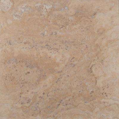 Philadelphia 18 in. x 18 in. Honed Travertine Floor and Wall Tile (9 sq. ft. / case)