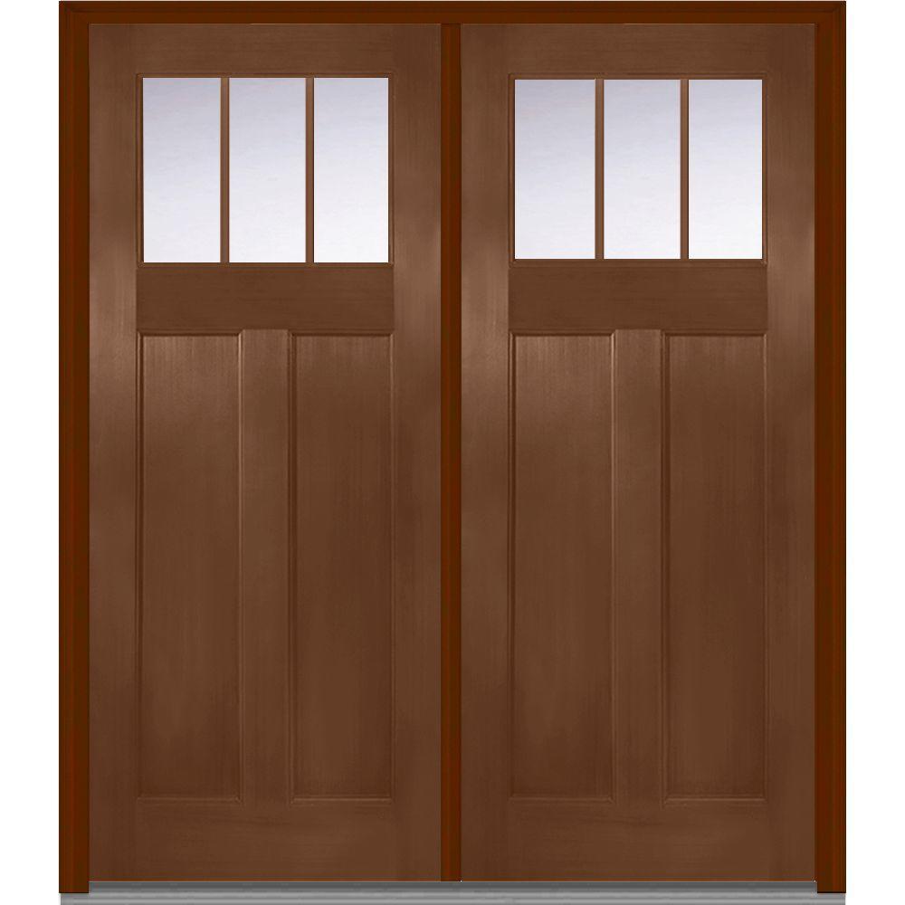 Left Handinswing Exterior Doors Doors Windows The Home Depot
