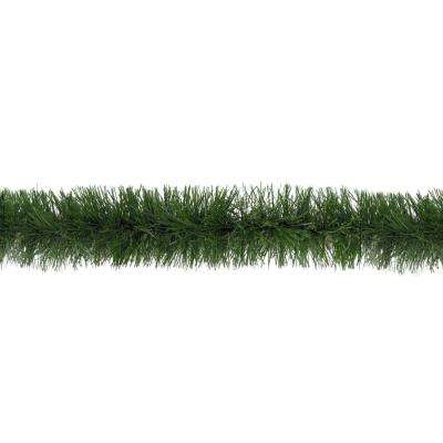 18 ft. Christmas Pine Needle Garland (2-Pack)