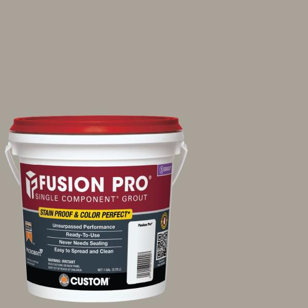 Fusion Pro #543 Driftwood 1 Gal. Single Component Grout