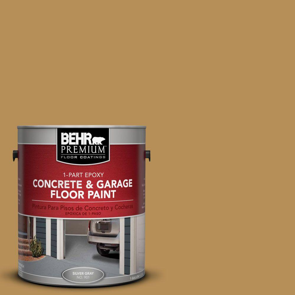 1-Gal. #PFC-30 Clay Terrace 1-Part Epoxy Concrete and Garage Floor Paint