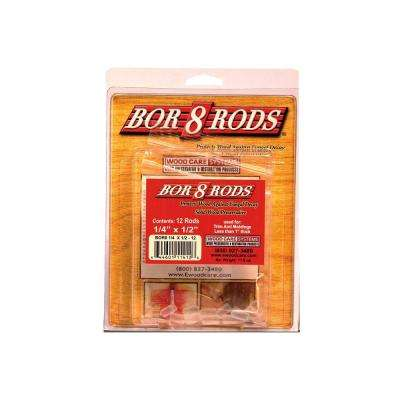 1/4 in. x 1/2 in. Bor-8-Rods Wood Care System