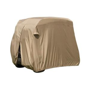 Classic Accessories Golf Car Easy-On Cover, 2-Person by Classic Accessories