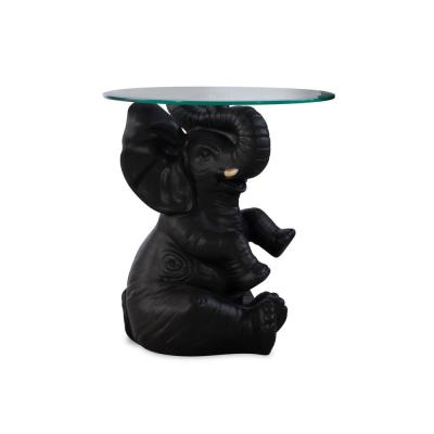 Ernie Elephant Side Table-Ships in 2 Cartons