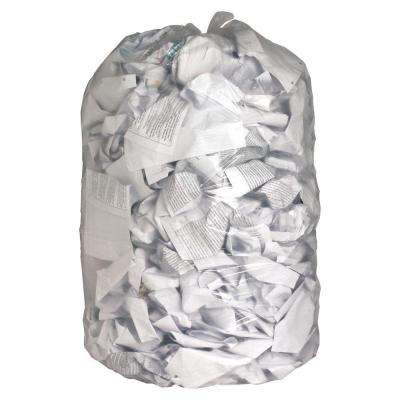 60 Gal. Clear Trash Can Liners (100-Count)