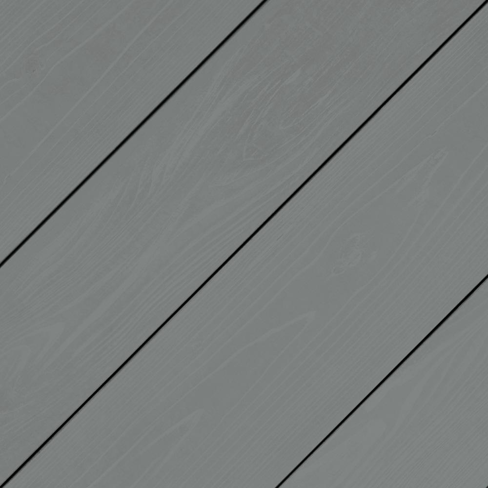 Behr Premium 1 Gal Pfc 63 Slate Gray Low Lustre Enamel Interior