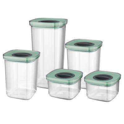Leo 5-Piece Smart Seal Container Set